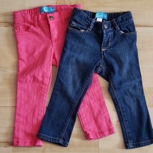 18-24mos Old Navy Girl's Stretch Skinny Jeans